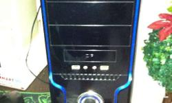 Neutron Android Mid Tower Gaming Case with DVD Writer 2
