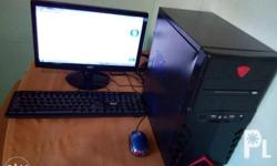 For sale P8,000 Negostiable price Second hand Desktop