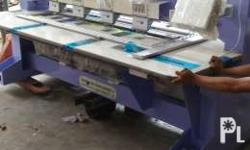Computerized Embroidery Machine phil.. We offer....