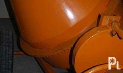 CONCRETE MIXER Heavy duty concrete mixer Can be