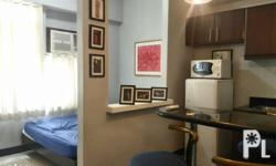 Fully furnished Studio Condo Unit 4 Rent at Stamford