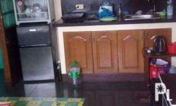 Condo for rent one unit bed room with aircon and built