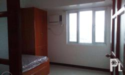 Affordable condo unit for rent near ABS-CBN, furnished,