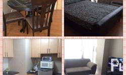 ONE CENTRAL PARK CONDO FOR RENT: 1 bedroom condo unit