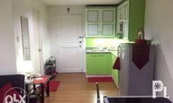 Facilities: 1. Overhead kitchen cabinet with lighting