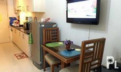 The unit can accommodate up to 3 persons, 2 sleeps at