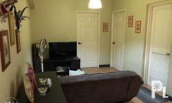 Fully Furnished 2 Bedroom Unit with Balcony 1 Bathroom