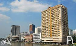 FOR RENT 45,000/Month Escolta Twin Tower B Condominuim