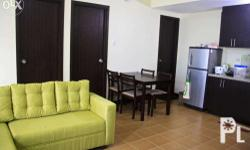 * Brand NEW fully furnished 2-bedrooms corner Unit *