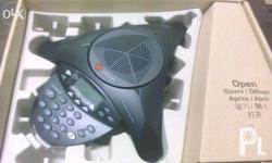 FOR SALE!! (Brand new) POLYCOM CONFERENCE Voice station
