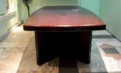 Deskripsiyon FOR SALE!!!!!!!!!!!!! CONFERENCE TABLE