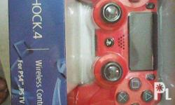 play station 4 wireless controller dual shock