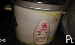 Cooking Panel and Rice Cooker