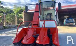 Forsale corn picker / peeler harvester Pang pitas at