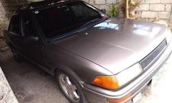 Corolla xl5 /91 model Manual transmission complete