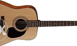 CONSTRUCTION: Dovetail Neck Joint BODY: Dreadnought,