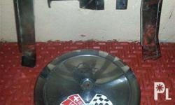 #1selling used corvette ignition shield hides your