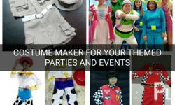 We make costumes and customize to your own design and