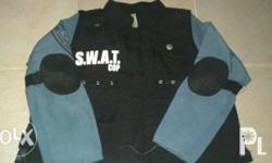 Swat/Police Top P150 Size: 4-6 yo Knight Top with Belt