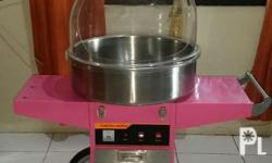 Never been used cotton candy machine for sale at a very