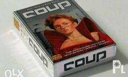 Coup Brandnew (Sealed) 2-6 players 15min playing time