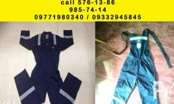 coverall manufacturer poly cotton 100& cotton standard