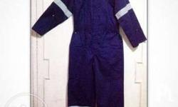 manufacturer with reflector coverall polyester and