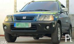 For sale 200k fixed! C-RV Gen 1 1998 Matic 4x4 2.0dohc