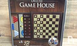 Craftsman Deluxe Game House good as new Game night is