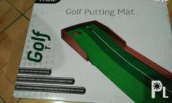 For Sale Golf Putting Mat Dimension: 37.5 cm x 280cm 2