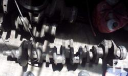 we special in reconditioning all kinds of crankshaft by