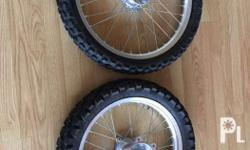 CRF250L Dual Sport Wheelset for sale Stock wheelset
