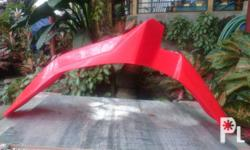 Original Honda CRF250L Front Fender >with small dent as