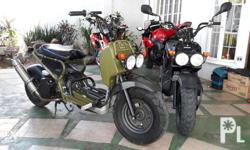 For Sale Honda Ruckus JDM Edition(rare) Fresh from