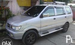 For SALE!! Isuzu Crosswind 2002 in Brand New Condition