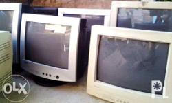 FS: CRT Monitors ~ 15 inches & 17 inches ~7 units
