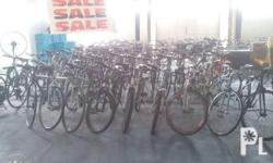 Please Read Post Laging may stock. Used Bikes Imported