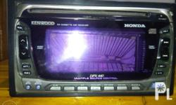 OEM 2 DIN radio from CRV 1st Gen AM / FM / CD In