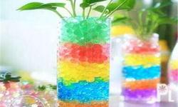 We sell crystal soil water beads for P75.00 only per
