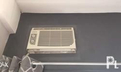 selling my .5hp ac no issue got my bigger ac to replace