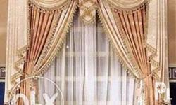 We Accept made to order: Curtain Roller Blinds Combi