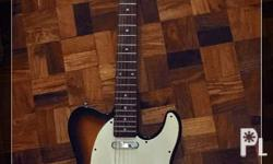 For sale or trade: Vantage telecaster Made in Indonesia