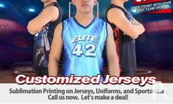 Looking for a new supplier for your basketball jerseys