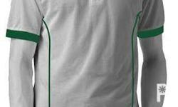 Customized polo shirts for corporate, school uniforms,
