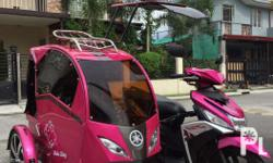 Customized sidecar for Sale in Angeles City, Central Luzon