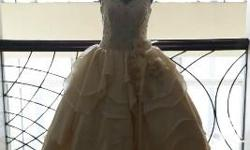 Yamz Wedding Gown offers Simple Elegant yet affordable