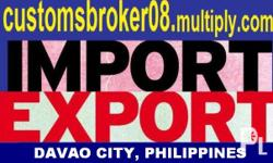 Deskripsiyon IMPORT/EXPORT PROCESS IN THE PHILIPPINES