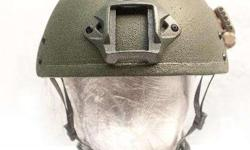 Selling CVC Tanker helmet Ballistic protection Level3A