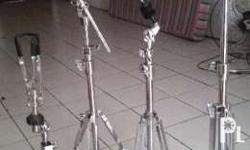 Cymbal stand hardware for drum set Complete Set All