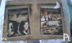 Region 1 new and sealed alabang area Two Dvd pack P